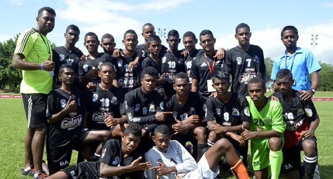 Ba's U16 Win In Style
