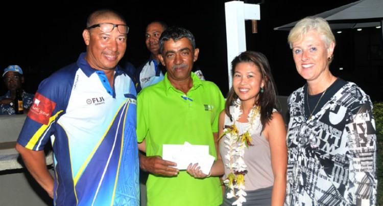 Mar, Kumar Win Pairs