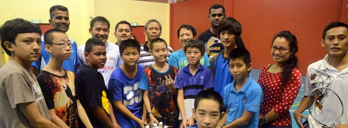 Clinic Targets Young Players