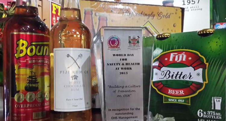 Paradise Beverages Rewarded For Health And Safety Excellence