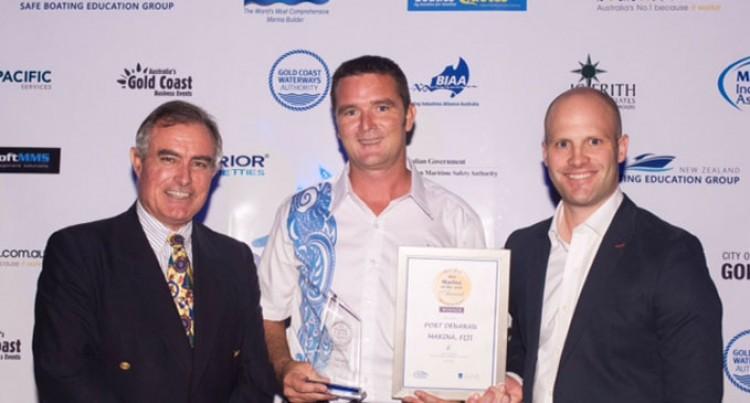 Port Denarau Is Best In Marina Award