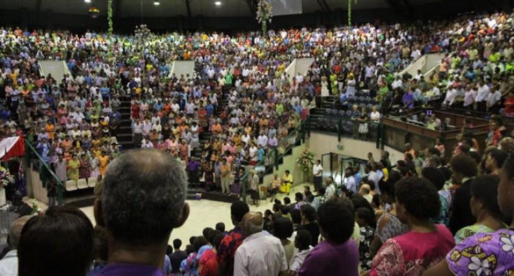Church Celebration Ends
