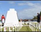 Salute For Fijian War Heroes