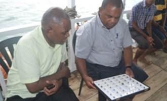 Vocea Visits Taveuni