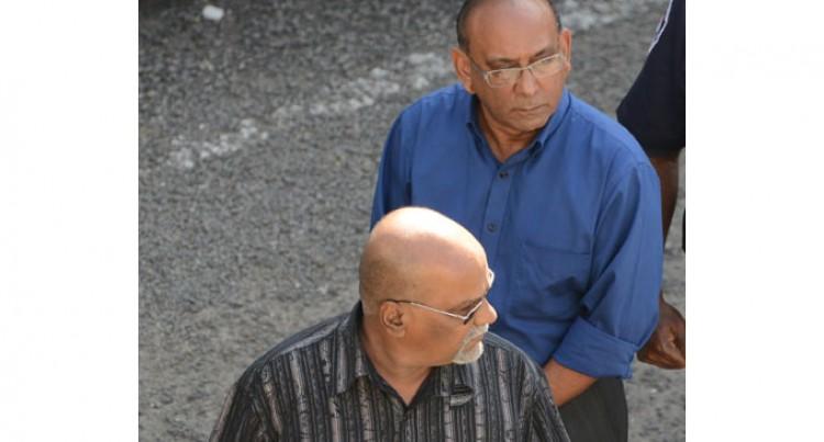 Ex-FRCA Officers' Cases Dismissed