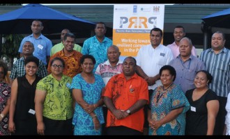 Communities Work To Strengthen Resilience