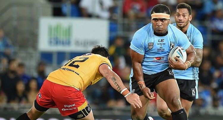 Fijians Shine In Win Over Kumuls