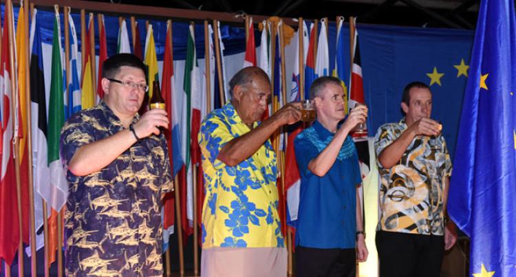 EU Backs Fiji
