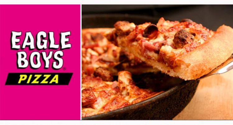 Eagle Boys Pizza Is Back And Better