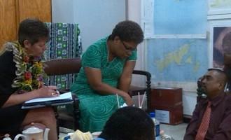 Savusavu Welcomes Eden Visit