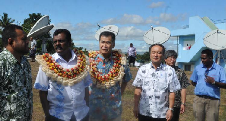 Fiji Met Equipment Gets $5.7m Upgrade