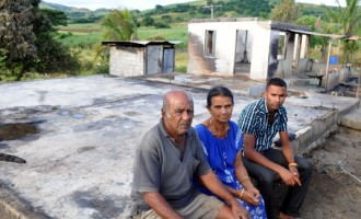 Prasad Loses House, Memories In Fire