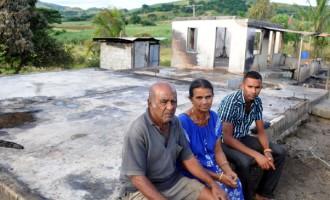 Prasad Loses House, Memories In Fire