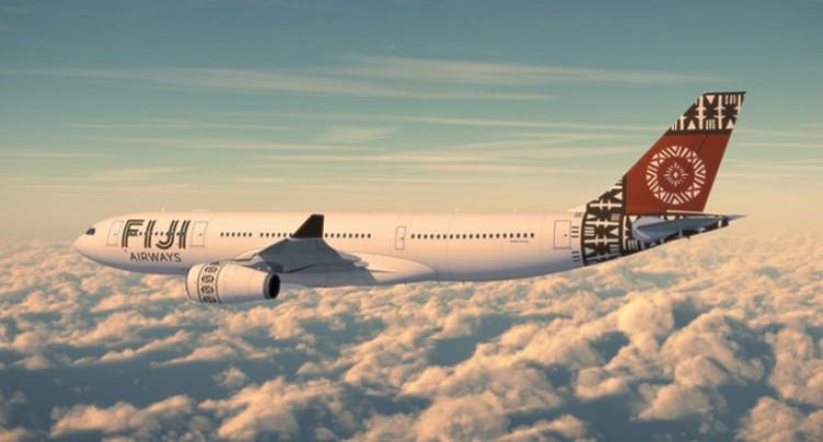 Tonga Says Fiji Airways Will Fly To Vava'u From November