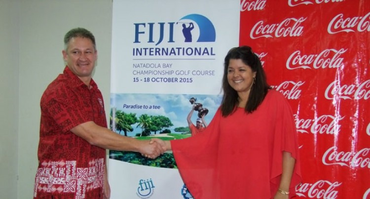 Coca-Cola Amatil Continues With Fiji International Sponsorships
