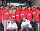 Fiji Sun Staff Undergo Fire Training