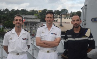 French Navy Promises Help