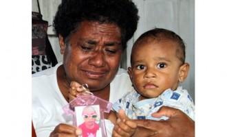 Family Mourns 'Little Angel' Genesis