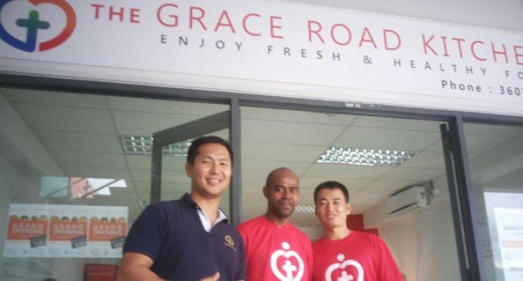 Grace Road Group Moves To The Kitchen