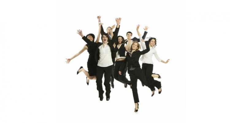 Happy Employees Are The Key To Increased Productivity