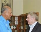 IOC President Meets Ratu Epeli