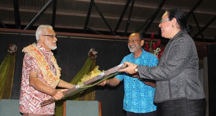 USP Farewells Jannif