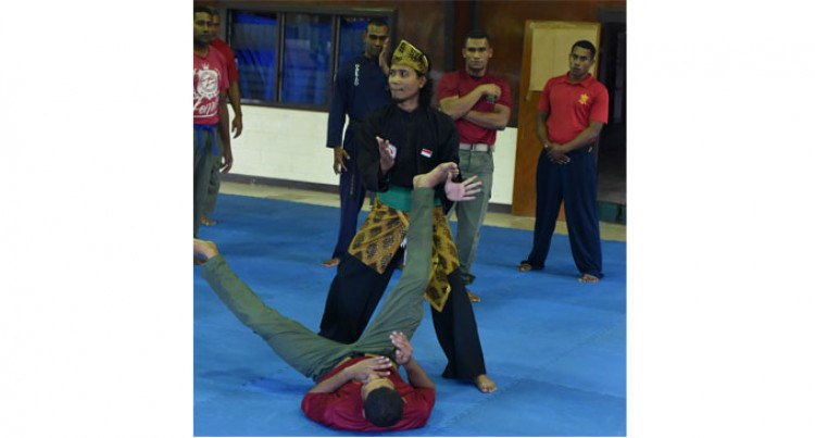Indonesian Martial Art For Troops