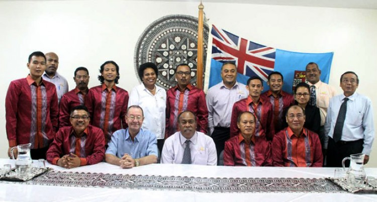 Indonesia Invites Young Fijians