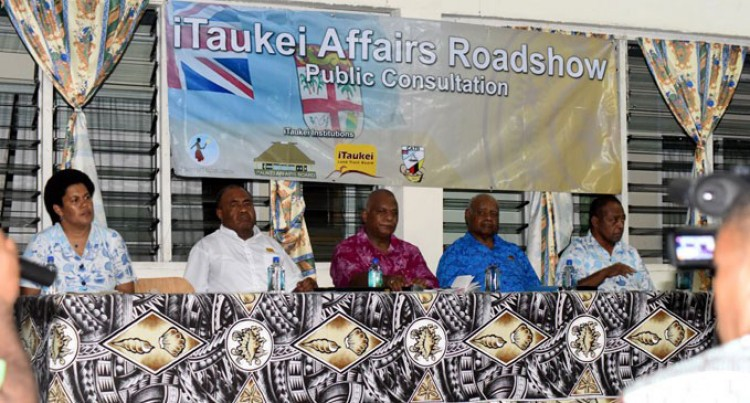 FOCUS: iTaukei Land, Rights, Interest In Good Hands