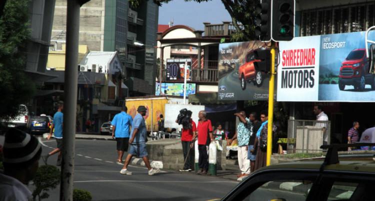 Jaywalking Still Worries Road Marshalls