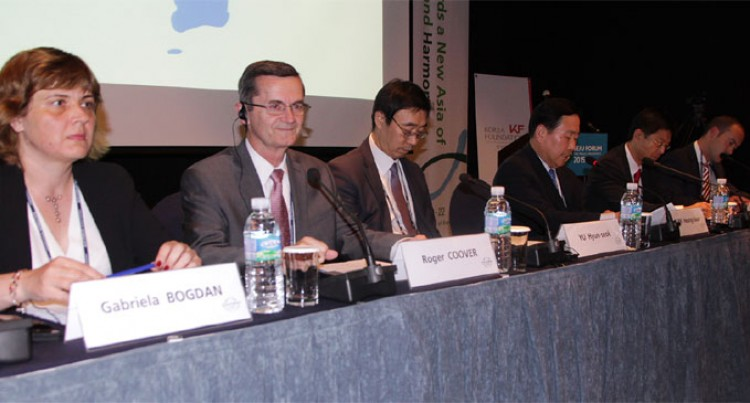 Fiji Sun In Group For 10th Jeju Forum