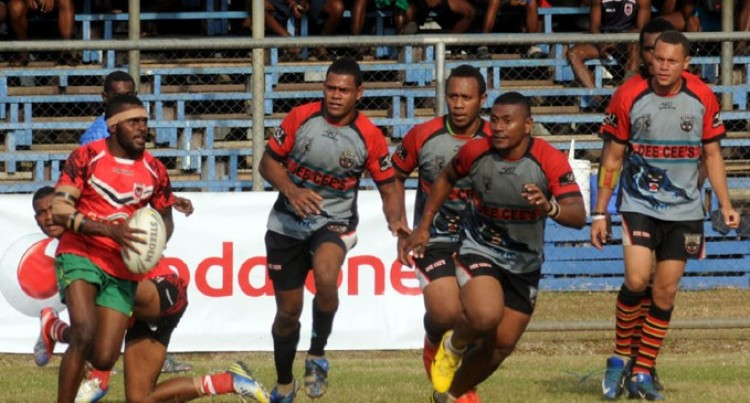 Saru Dragons Undefeated