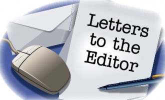 Letters To The Editor, May 09, 2015