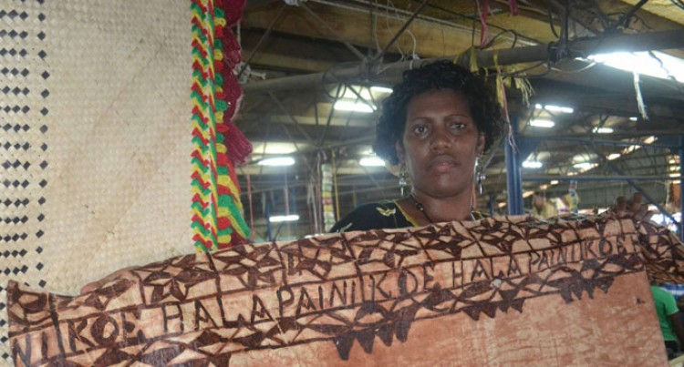 Luse Thrives On Handicrafts