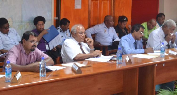 Eroding River Bank Threatens School
