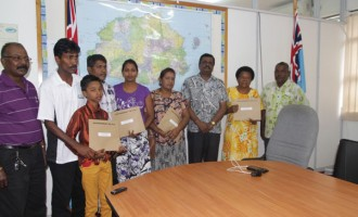 Families Praise Government For Grant Assistance