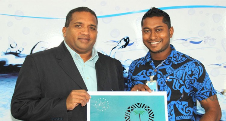 Winners Enter Fijian Flag Competition