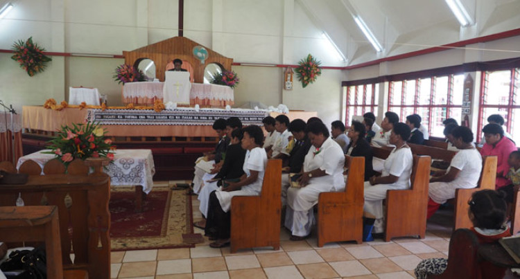 Church Hosts Special Service