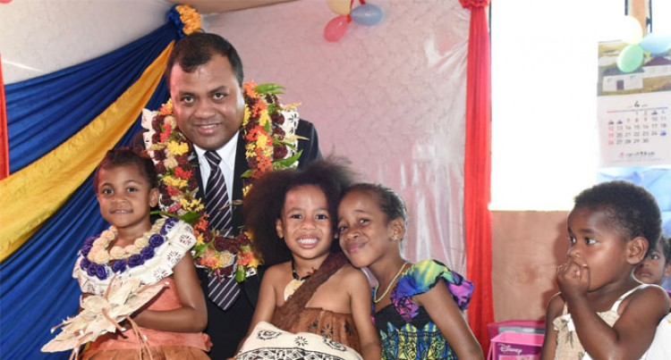 New kindergarten Opened For Muanivatu