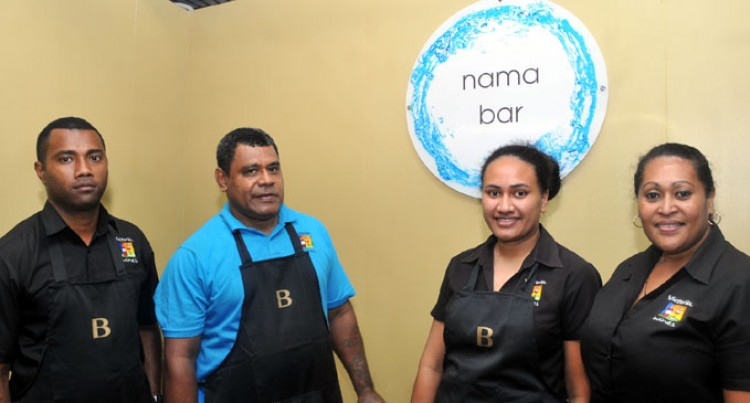 Nama Bar Opens On Rejuvenation Centre Rooftop