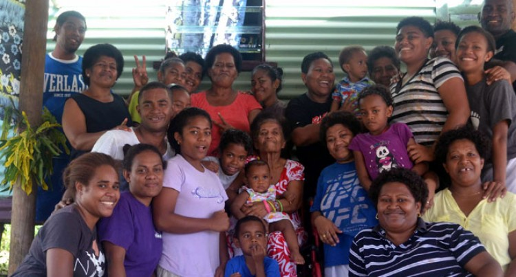 Big Feast For Grandma Qaranivalu, 78