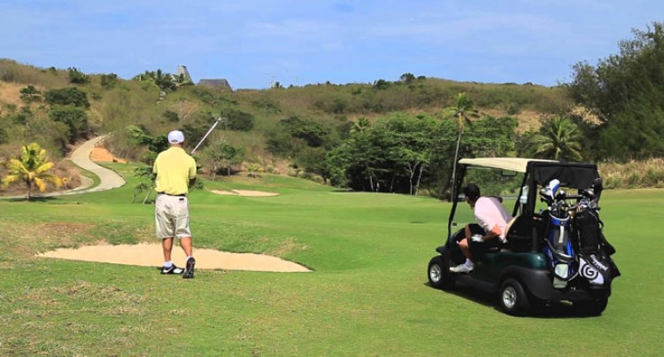 Axe Golf Tournament Boosts Tourism