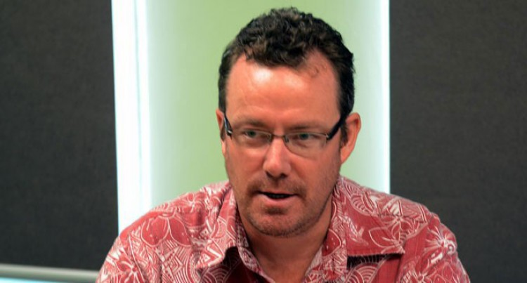 Neil Cook Departing After Serving Three Years at Fiji Roads Authority