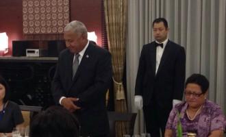 Fiji Eyes Open Ties With Japan