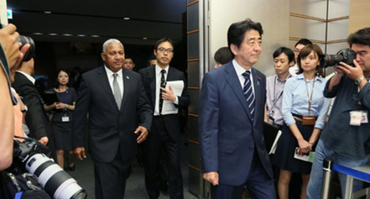 FOCUS: PM Abe Optimistic Of pacific, Japan Ties