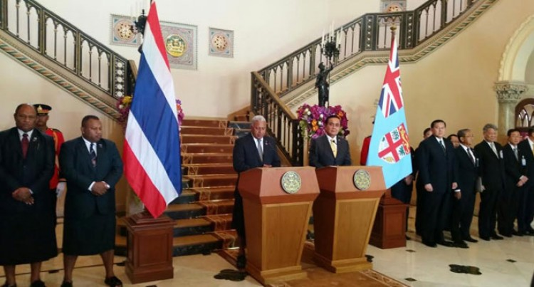 PM's Historic Thai Visit
