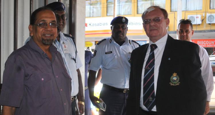 More Police May Boost Nadi Patrol: Groenewald