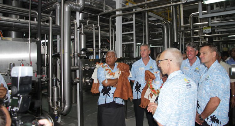 New Paradise Beverages Brew House Doubles The Capacity