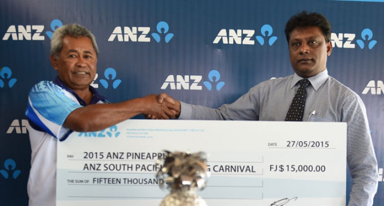 ANZ Boosts Pineapple Cup Support To $15k