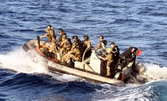 Joint Exercise Targets Illegal Fishing